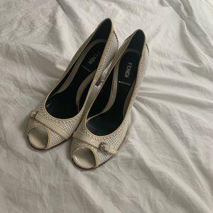 Fendi High Heels (super comfy)